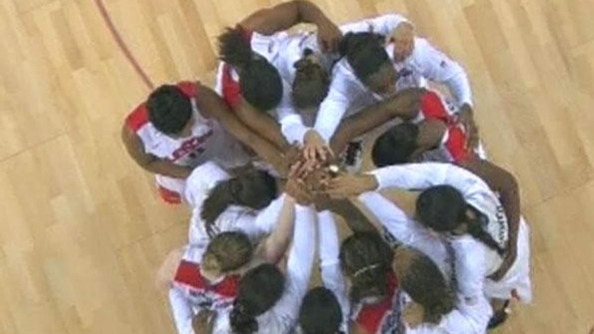 Американки в девятый раз стали олимпийскими чемпионками по баскетболу