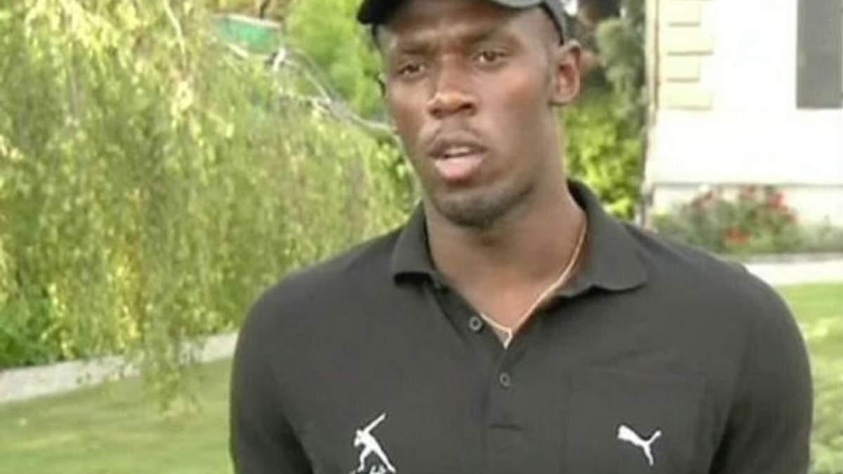 Усейн Болт планує виступити на Олімпіаді в Ріо-де-Жанейро