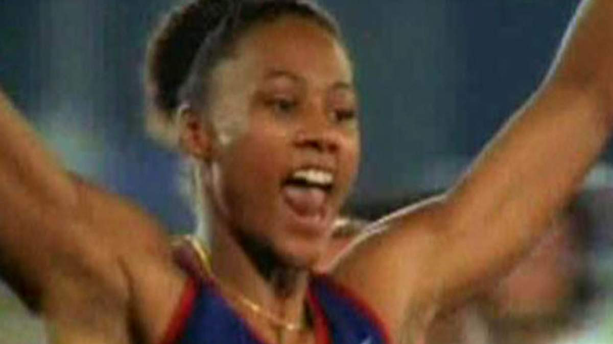 Меріон Джонс - найшвидша жінка планети