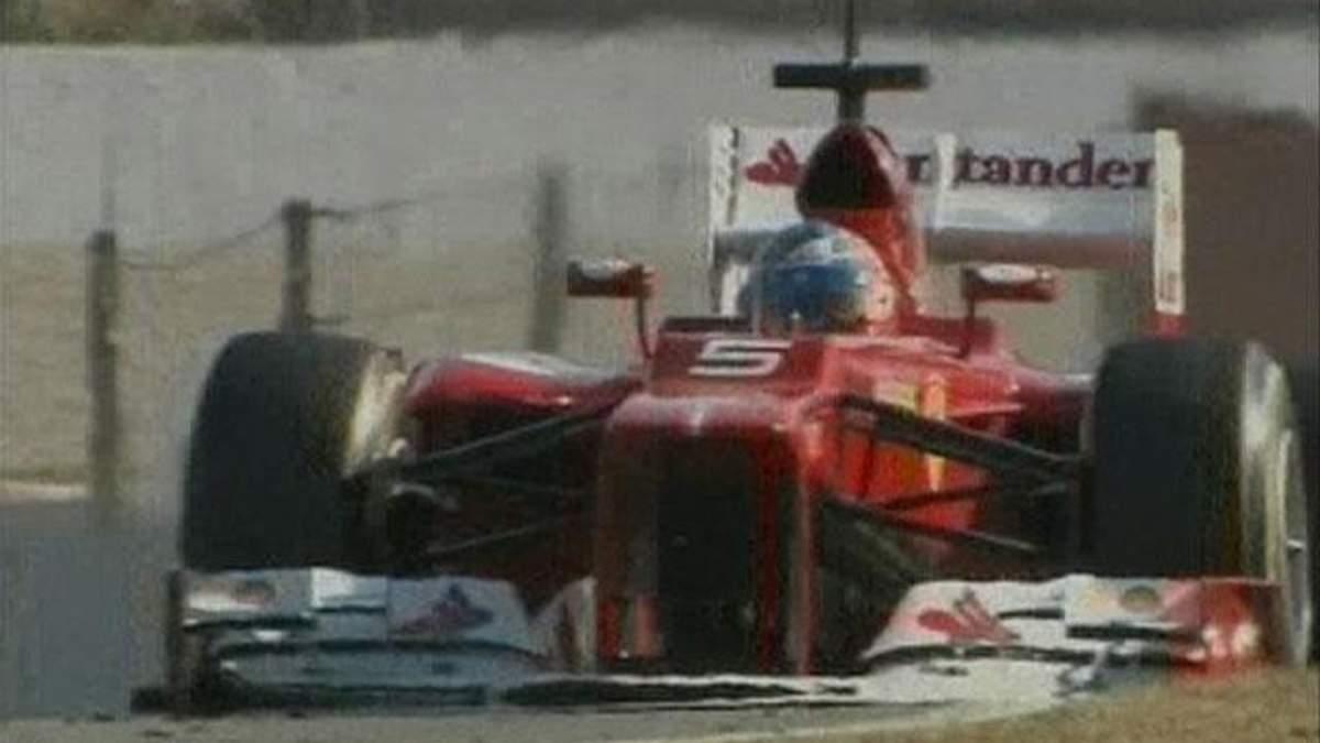 Формула-1: Ferrari готує для Алонсо більше оновлень, аніж для Масси