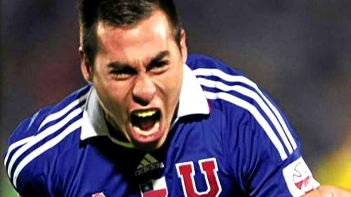 Эдуардо Варгас - футбольная Золушка с Чили