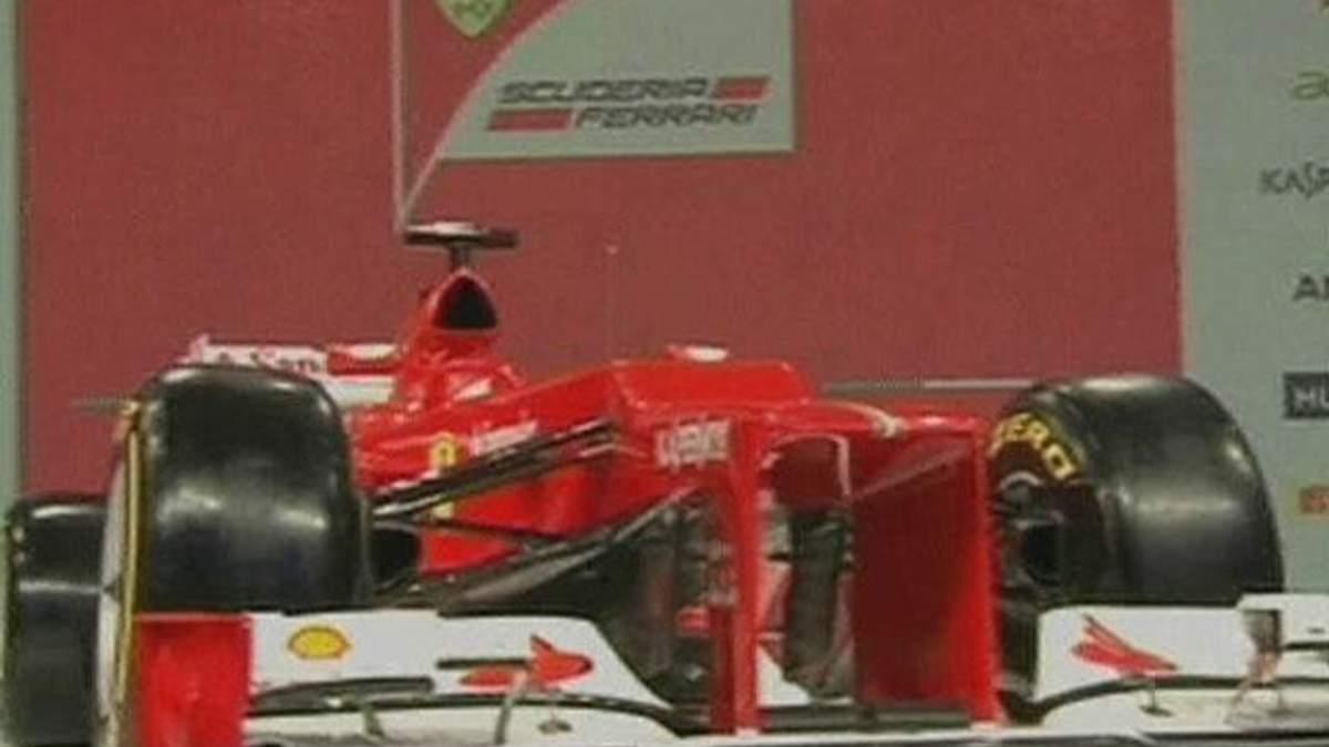 Ferrari приховає сходинку на носі нового боліда