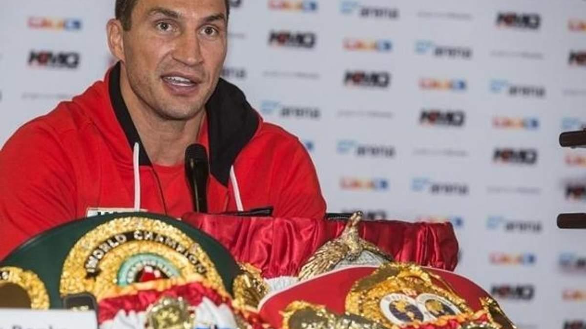 Бенте: Перед поєдинком з П'янетою Кличко провів рекордну кількість спарингів