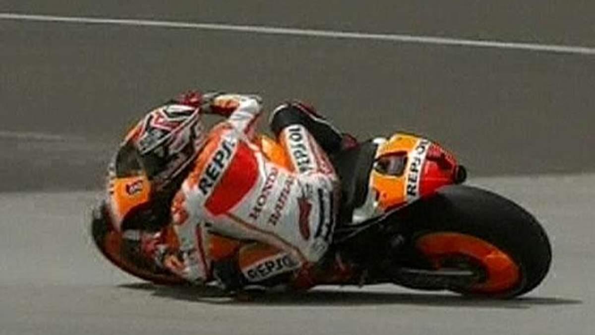 Moto GP: Маркес завоював четвертий в сезоні поул-позишн