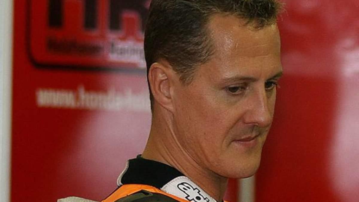 Врачи подтвердили, что Шумахер в критическом состоянии
