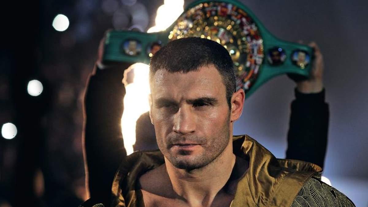 Віталія Кличка візьмуть у Міжнародний зал боксерської слави