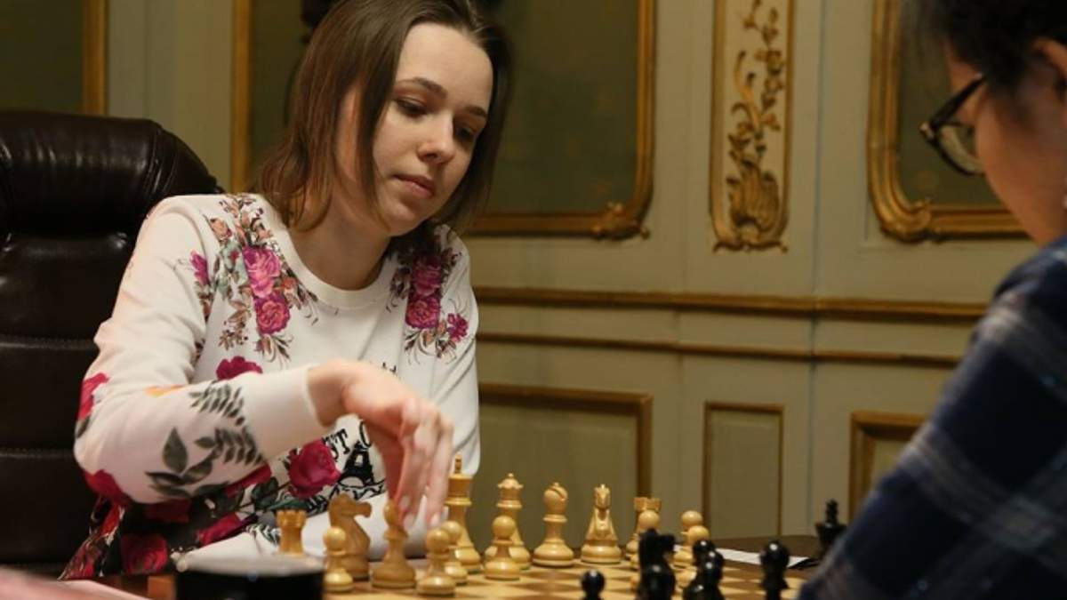 Мария Музычук