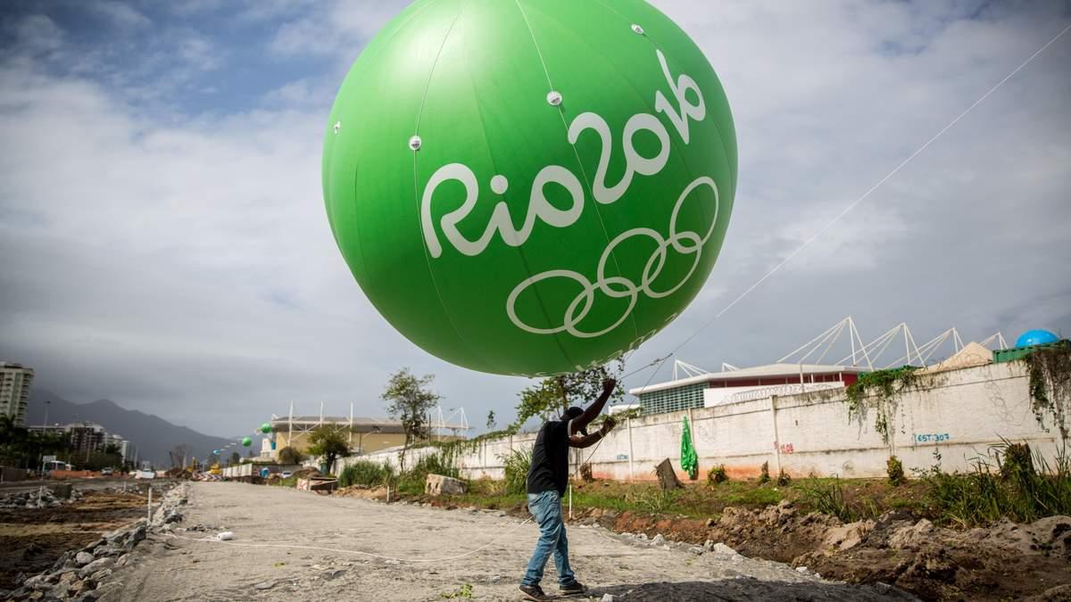 Сколько украинских спортсменов поедут на Олимпиаду в Бразилию