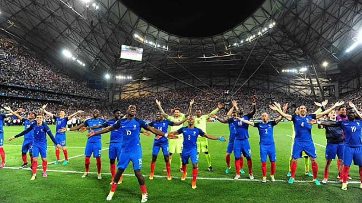Так выглядит несправедливость: путь команд к финалу Евро-2016