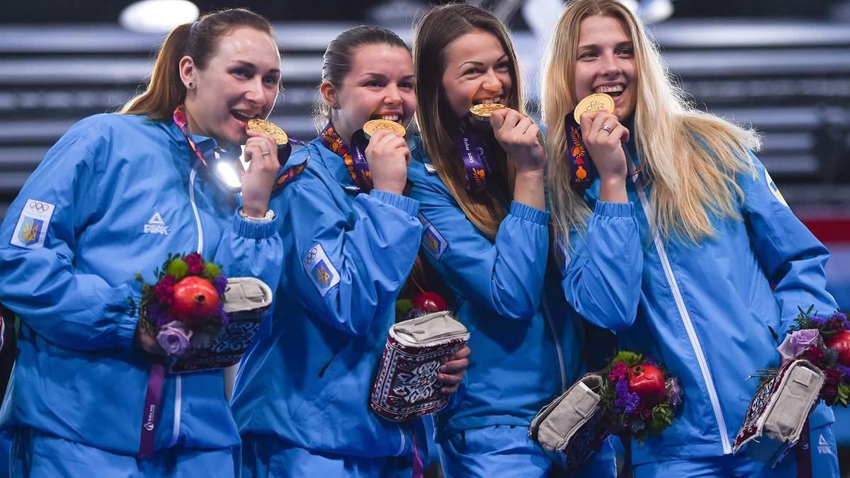Підтримай наших олімпійців та вигравай призи!