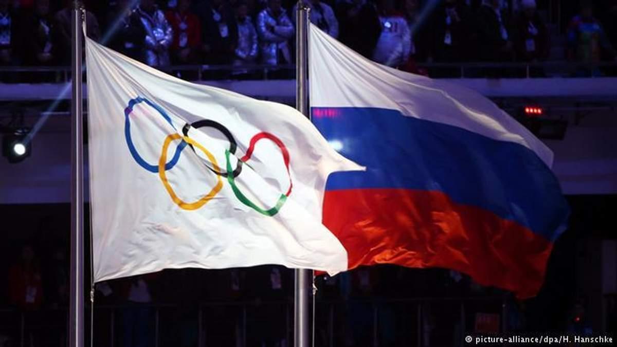 Фотофакт: украинские спортсмены сделали фото с россиянами на Олимпиаде