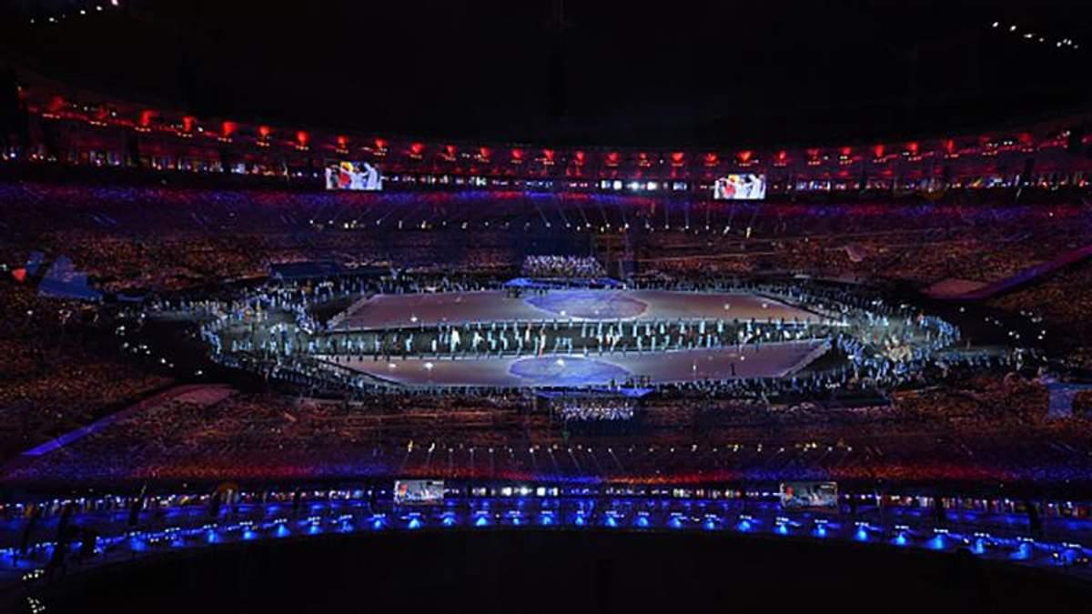 Україна запалила Ріо під час церемонії відкриття Паралімпіади-2016