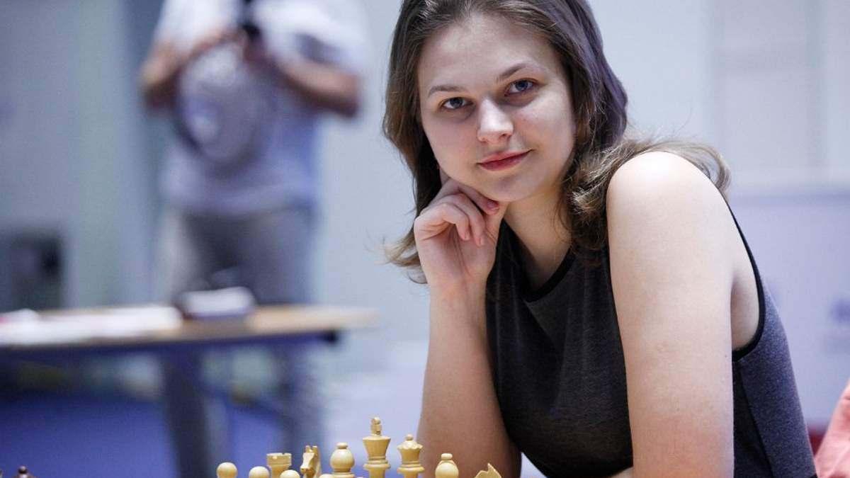 Українка Анна Музичук стала чемпіонкою світу зі швидких шахів