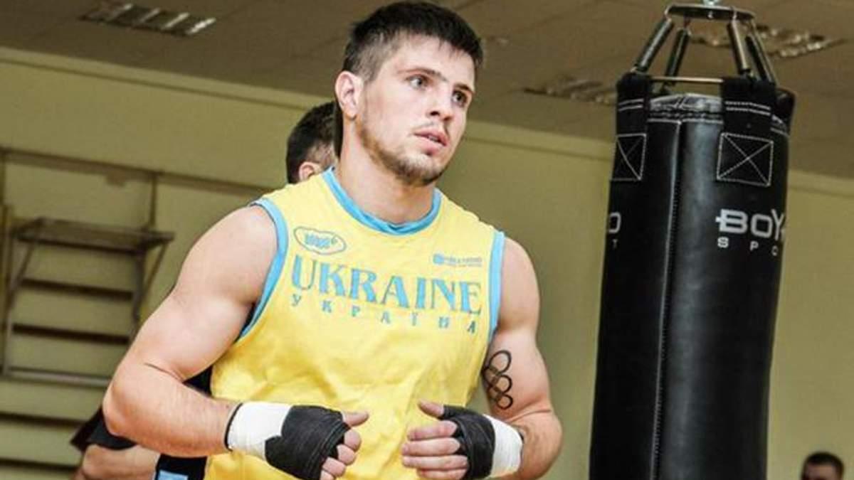 Український боксер вперше програв у своїй кар'єрі