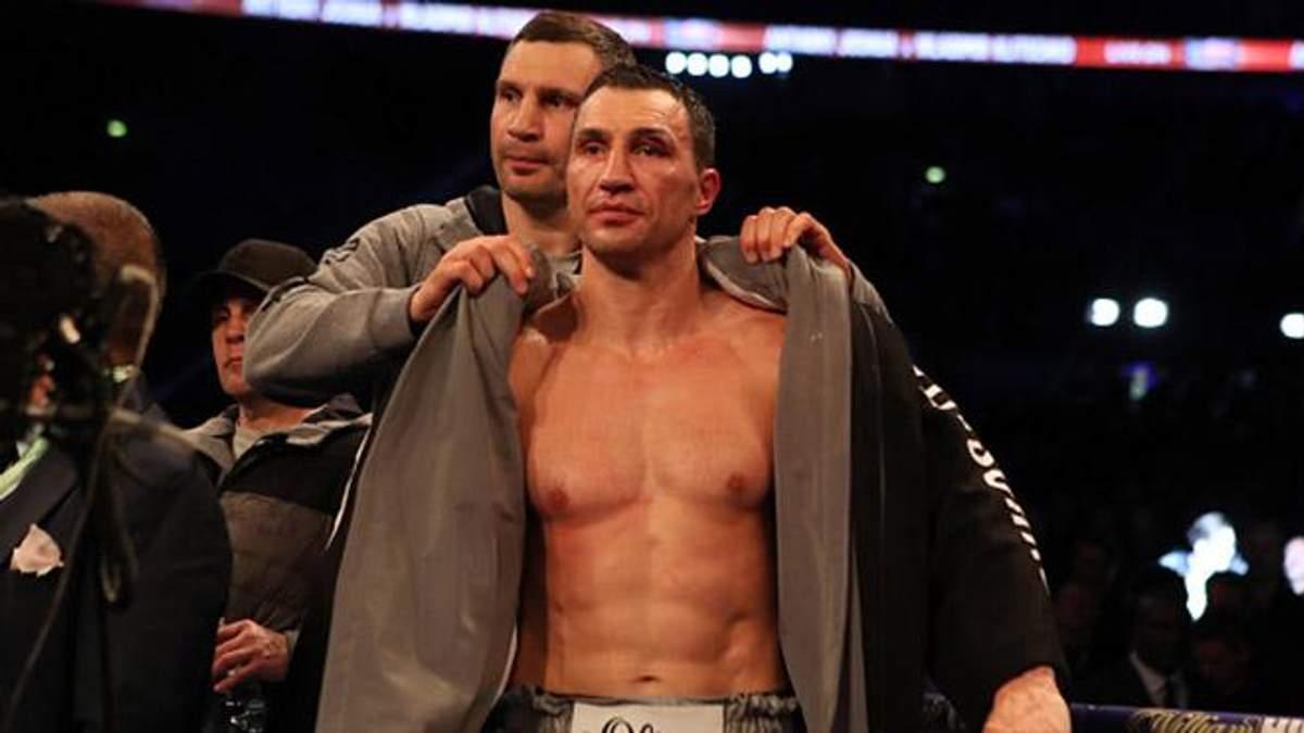 Кличко потрапив у трійку найавторитетніших боксерів світу