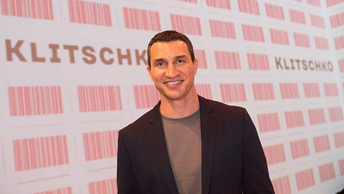 Кличко потрапив у рейтинг найбільших товстосумів планети серед спортсменів
