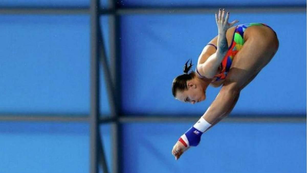 Українські спортсмени тріумфували на домашньому Чемпіонаті Європи зі стрибків у воду