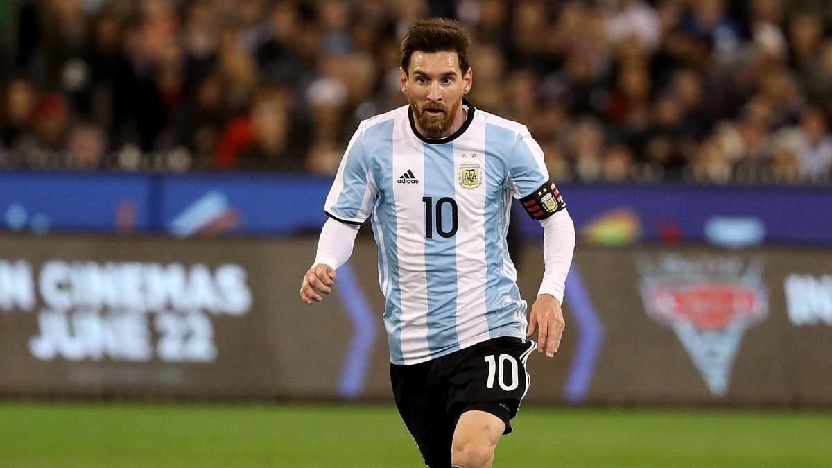 Найкращий футболіст світу Мессі вразив уміннями в зовсім іншому виді спорту