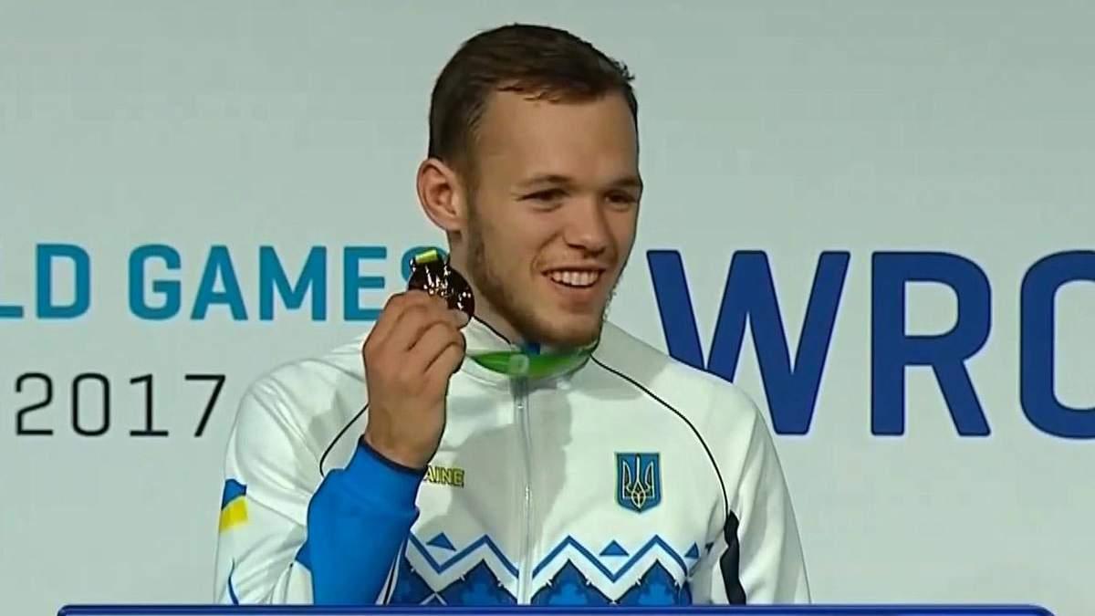 Українські кікбоксери здобули дві золоті медалі на Всесвітніх іграх