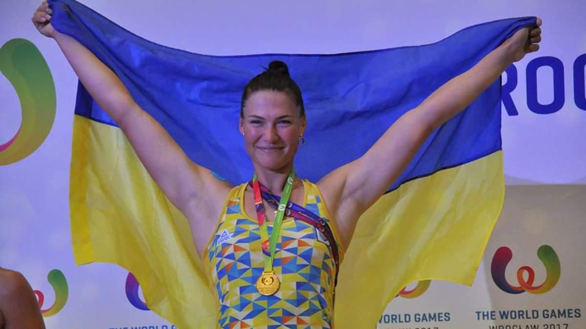 Украинцы завоевали еще четыре золотые и одну бронзовую медали