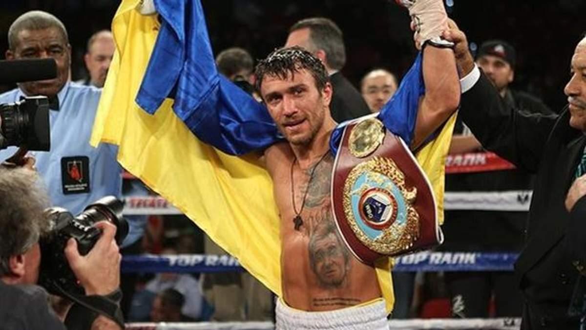 Ломаченко успешно защитил титул чемпиона