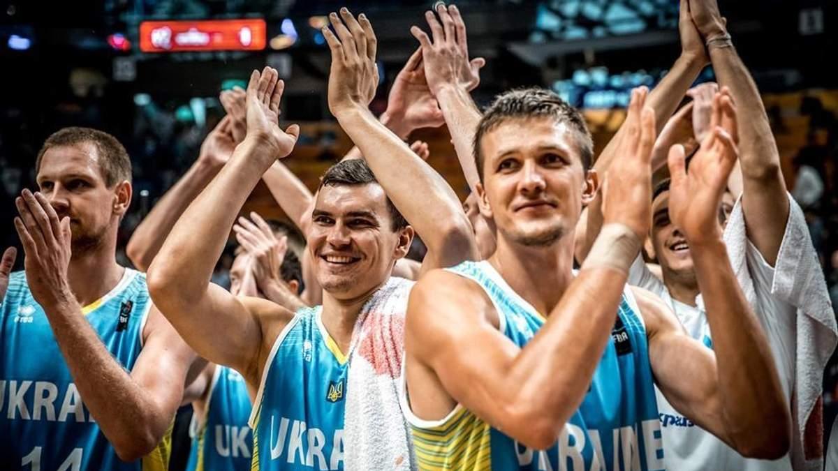 Євробаскет 2017: Україна знищила Ізраїль та вийшла у плей-оф - відео