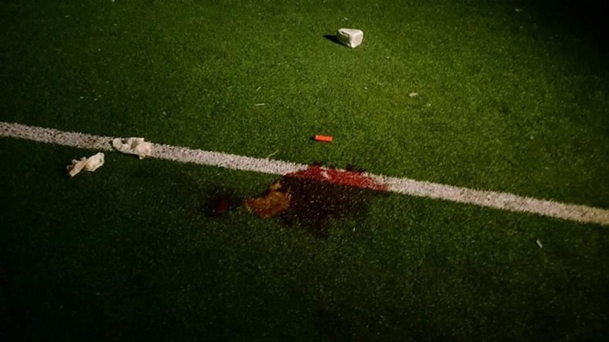 У Чорногорії під час тренувань застрелили футболіста