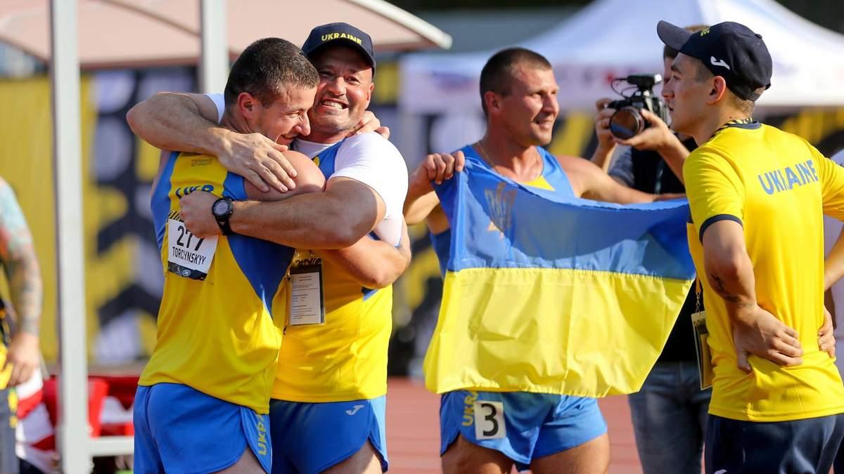 """Українські військові здобули першу медаль на """"Іграх нескорених"""" у Канаді"""