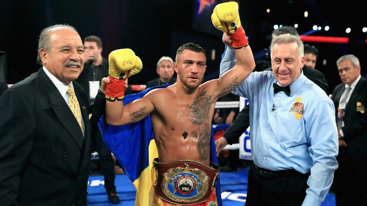 Неймовірне досягнення зробило Ломаченка боксером 2017 року за версією The Ring