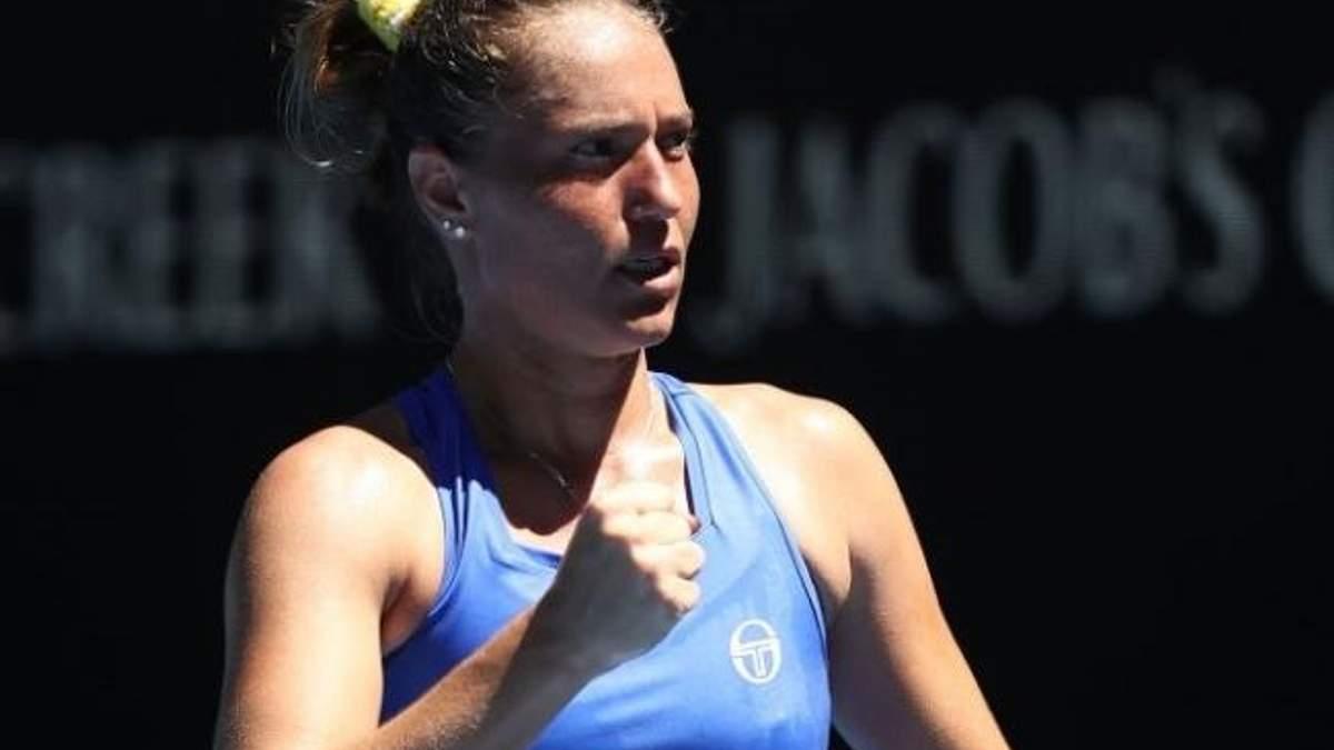 Бондаренко здолала росіянку на Australian Open