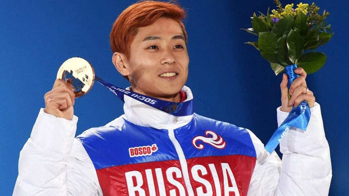6-разовому олімпійському чемпіону з Росії заборонили брати участь в Олімпіаді-2018