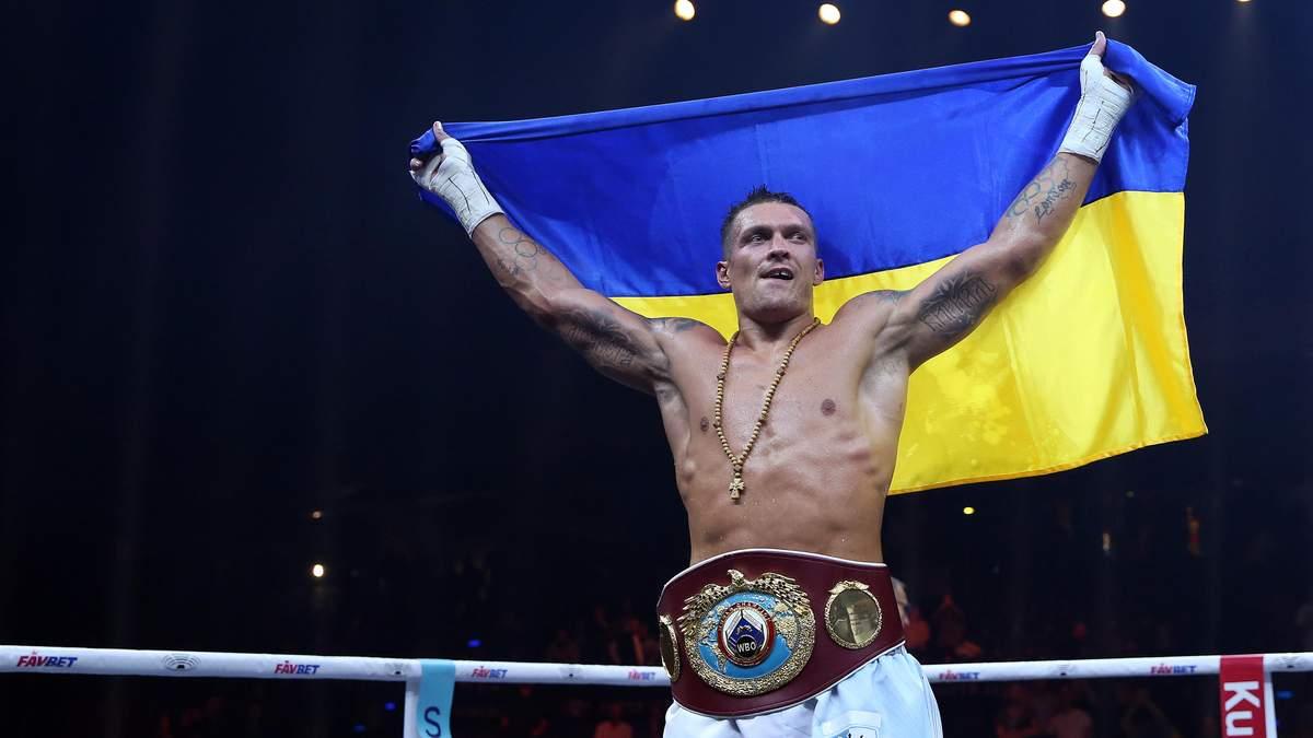 Усик попросив підтримки у Криму та Донбасу перед боєм з Брієдісом