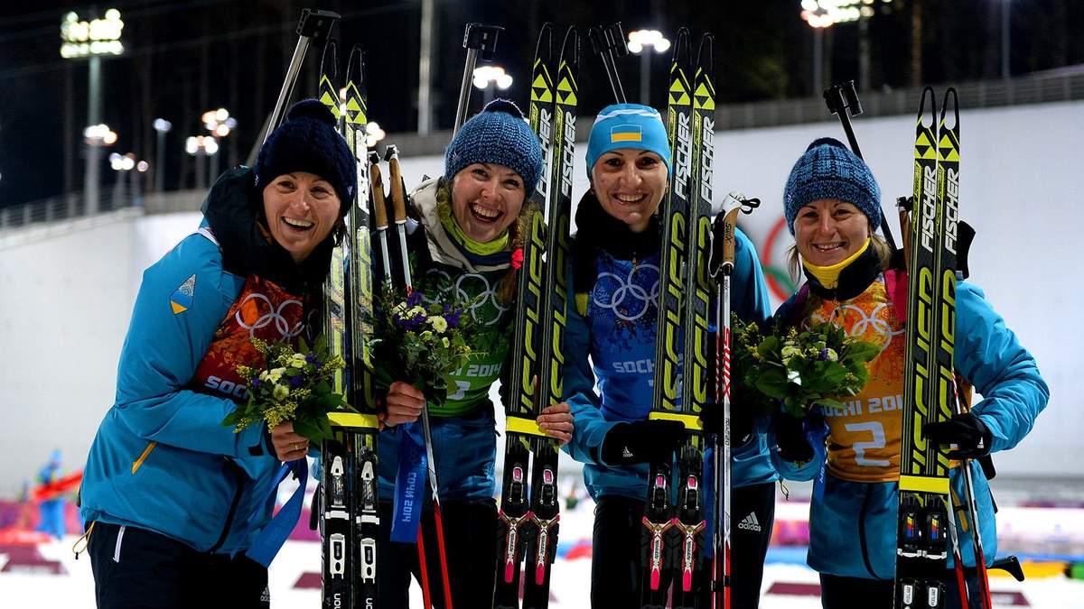 Олімпіада 2018 Україна: учасники - список спортсменів України