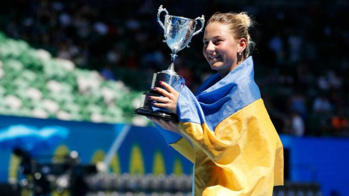 15-летняя Марта Костюк установила очередное историческое достижение