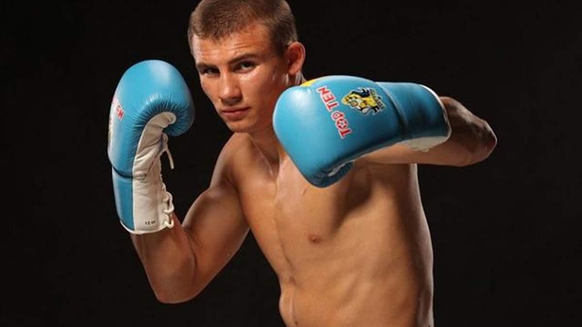 Лучший боксер мира Александр Хижняк