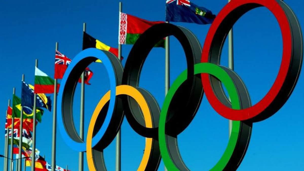Сразу трое украинцев понесут флаги своих стран во время открытия Олимпиады