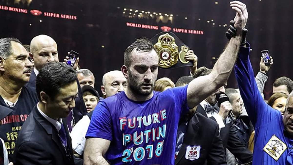 Росіянин Гассієв дав перший коментар щодо бою проти Усика