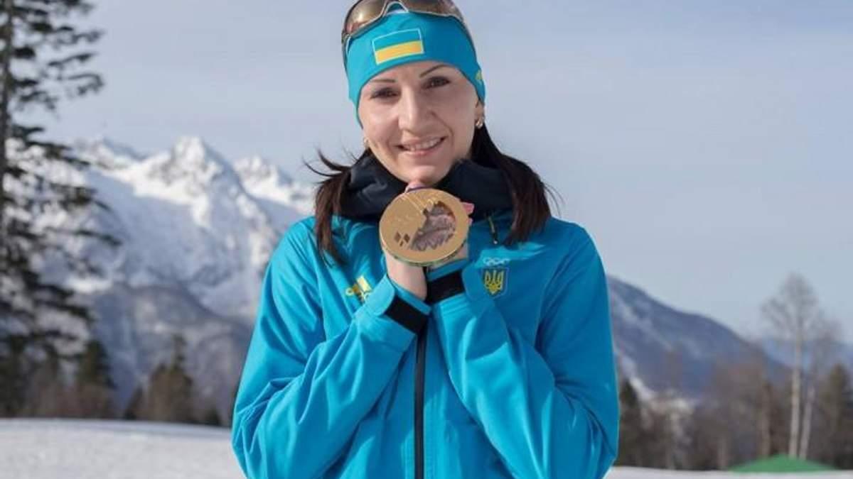 Капитан сборной Украины по биатлону Пидгрушная завершит карьеру после Олимпиады-2018