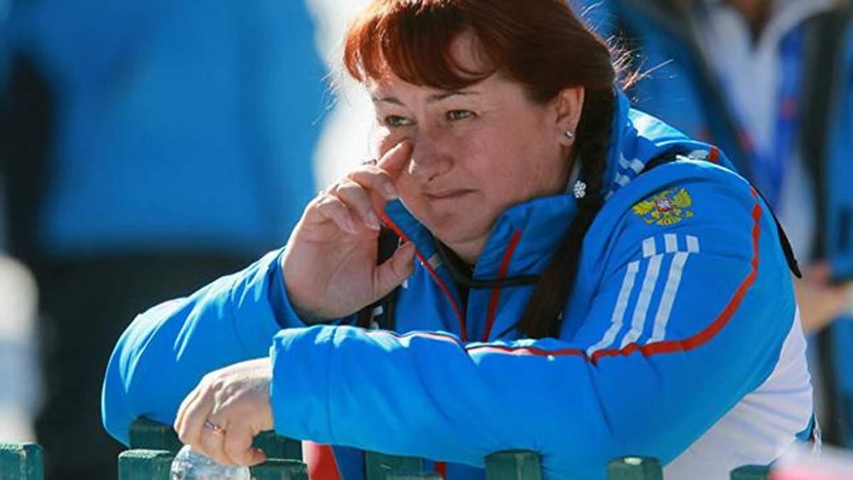 Ганебна ситуація на Олімпіаді-2018: дискваліфікована глава російських лиж прийшла на гонку по квитку