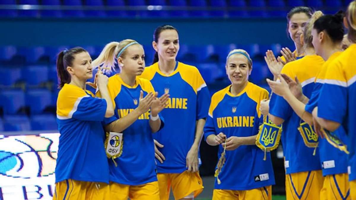 Жіноча збірна України з баскетболу зазнала поразки у важливому турнірі: відео