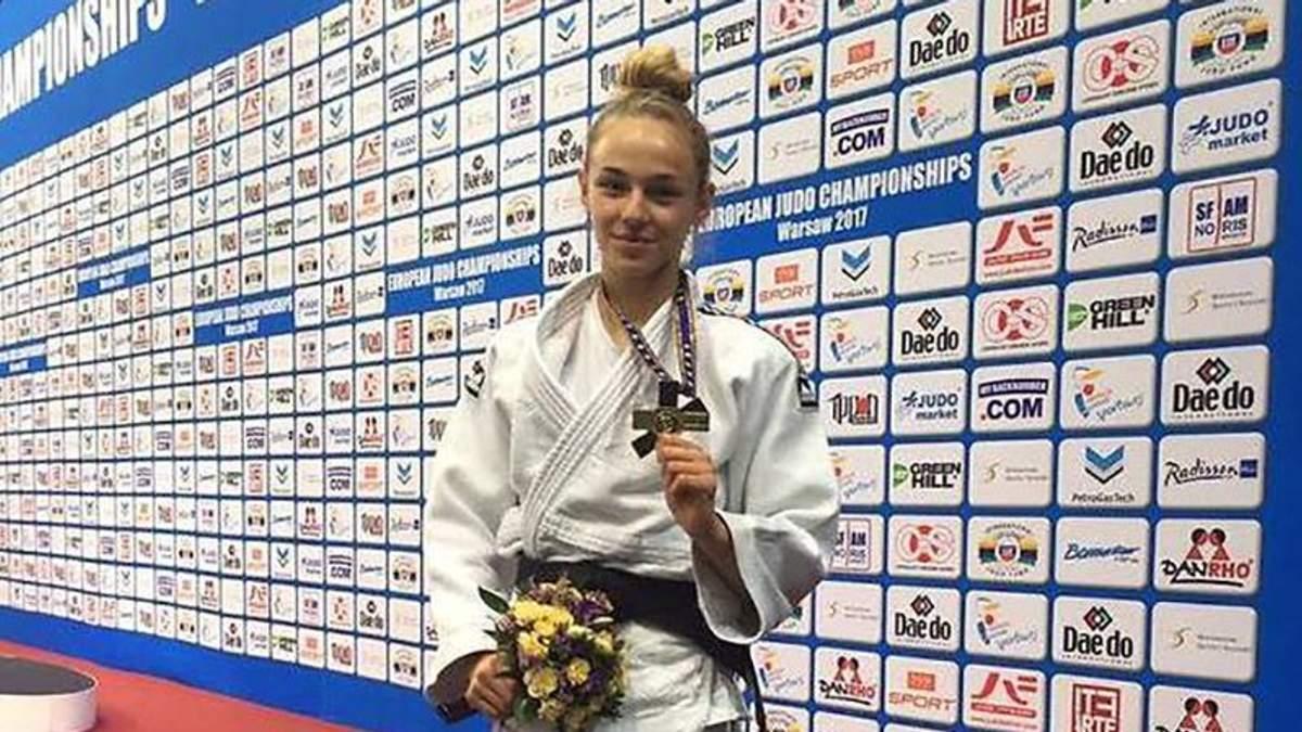 Українка перемогла на одному з найпрестижніших турнірів з дзюдо