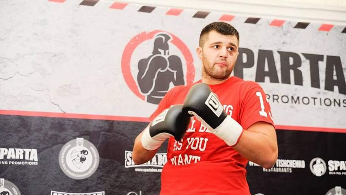 Український боксер Радченко спробував на рингу повторити успіх Усика