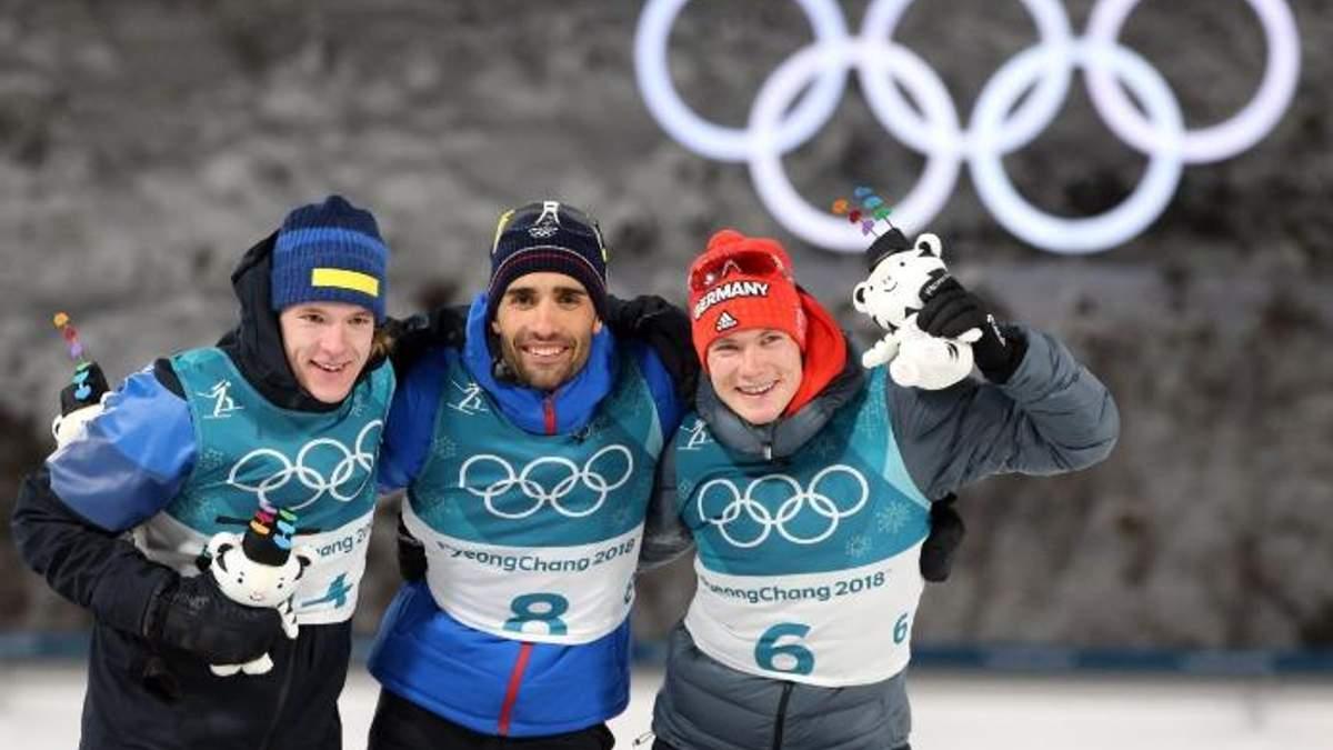 Олімпіада-2018: медальний залік 12 лютого