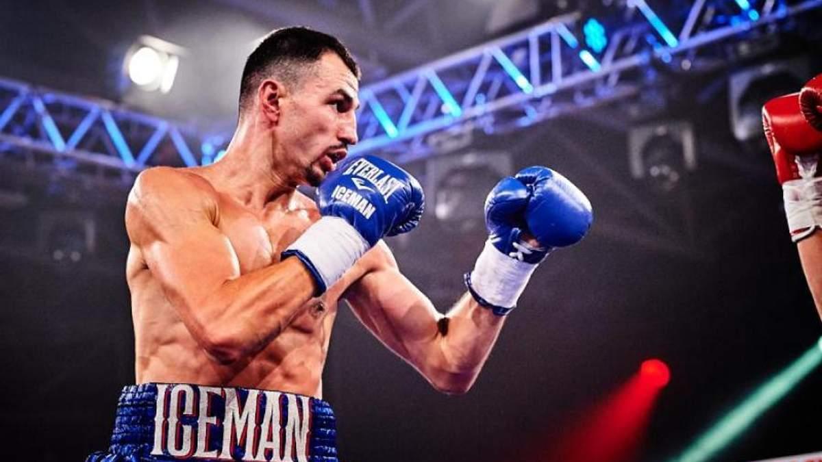 Известный украинский боксер снялся с боя: известна причина