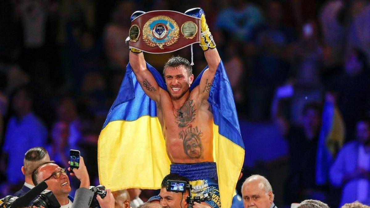 Василю Ломаченку – 31