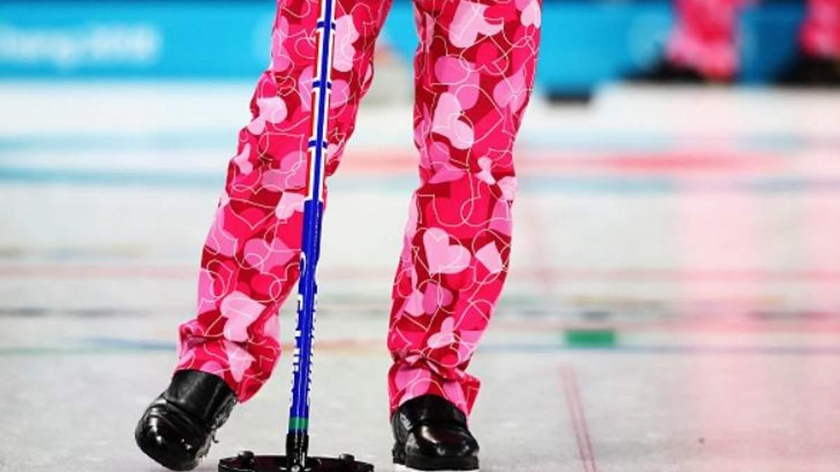 Любовь повсюду: День Валентина отпраздновали на Олимпиаде – очень милые фото