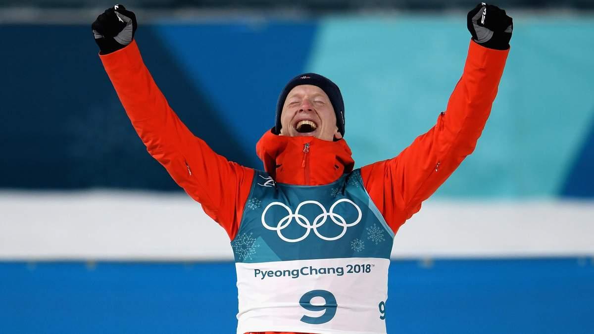 Олімпіада 2018: медалі 15 лютого - медальні підсумки дня