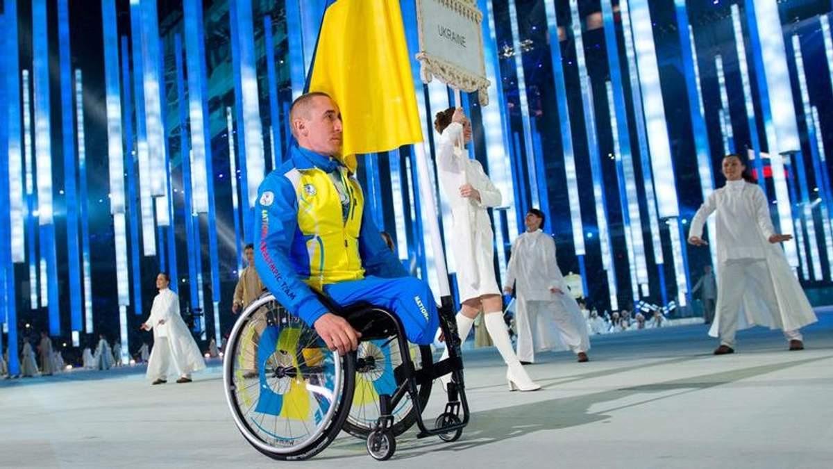 Протест против агрессора и испорченное настроение Путину: чем поразили украинские паралимпийцы