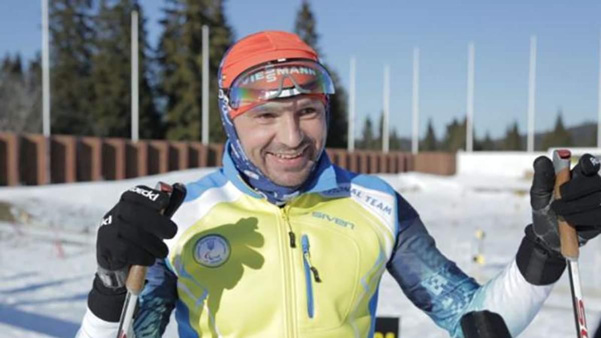 Паралимпиада-2018: Виталий Лукьяненко приносит Украине первую золотую медаль