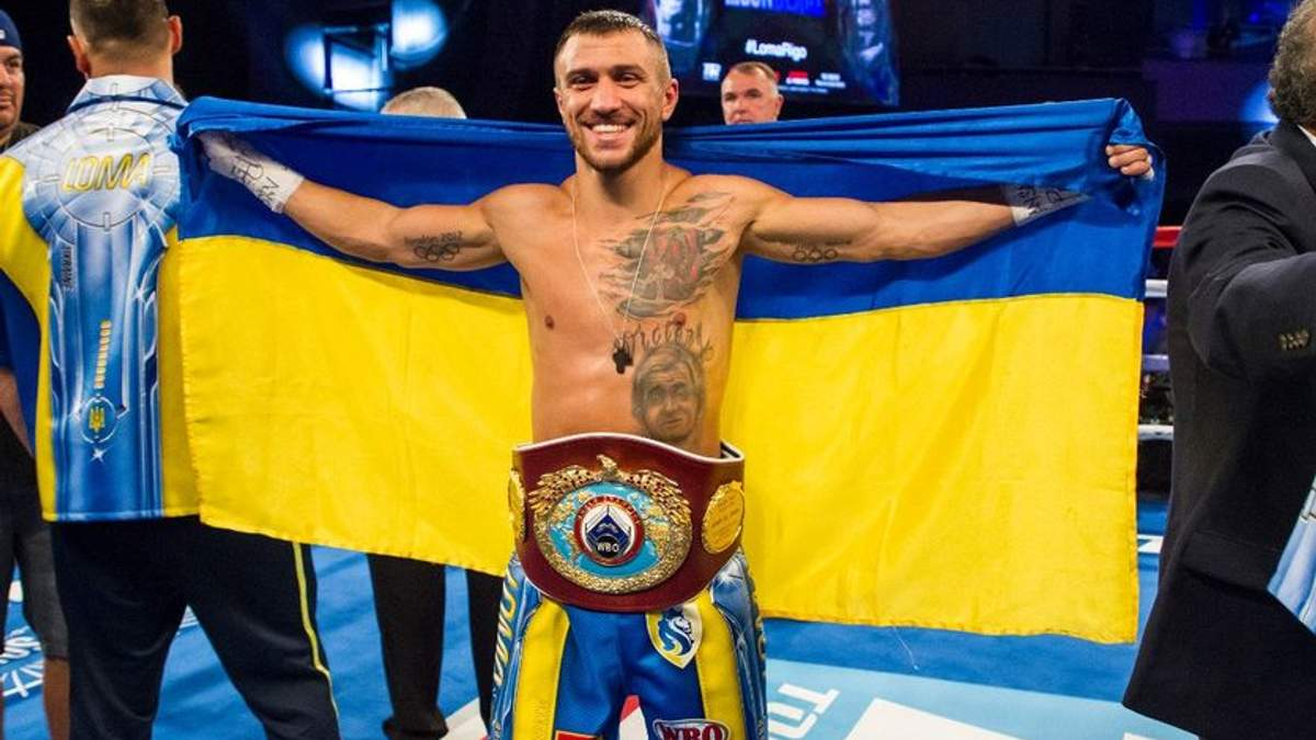 Ломаченко начал подготовку к бою с Линаресом: видео